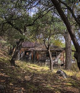 Ramsey Canyon cabin 1