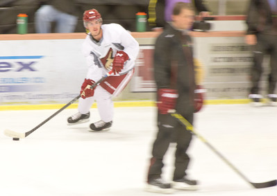 Arizona Coyotes Prospects Camp July 07 2015  010