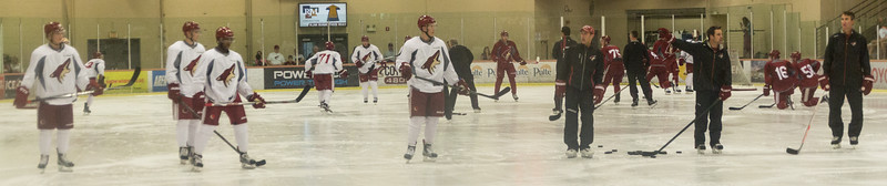 Arizona Coyotes Prospects Camp July 07 2015  021