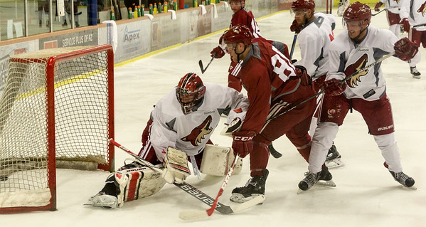 Arizona Coyotes Prospects Camp July 07 2015  028
