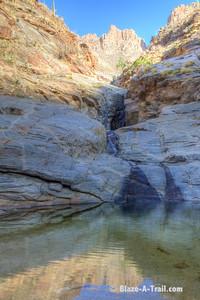 Bear Canyon / 7 Falls Hike near Sabino Canyon, Tucson (April 2011)