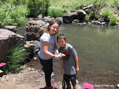 Big Lake and Black River Adventure