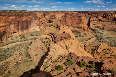 Canyon de Chelly - White House Indian Ruins