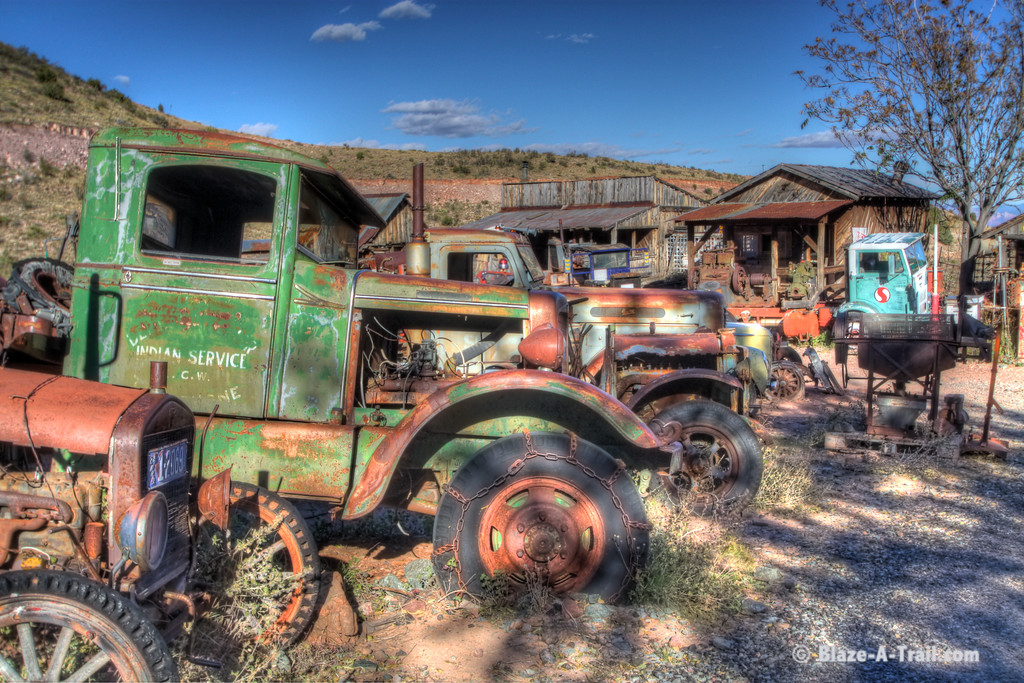"Gold King Mine (Jerome, Arizona) Owner: Don Robertson <br /> View my blog about the Gold King Mine:  <a href=""http://Blaze-A-Trail.blogspot.com/2011/01/gold-king-mine-jerome-arizona.html"">http://Blaze-A-Trail.blogspot.com/2011/01/gold-king-mine-jerome-arizona.html</a>"