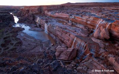 "Grand Falls (aka ""Chocolate Falls"")"