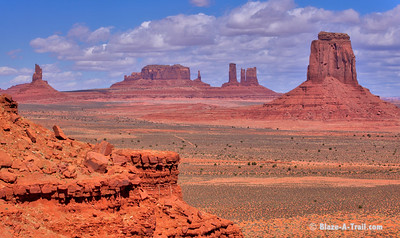 Monument Valley (March 2016)