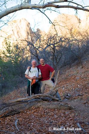 Muleshoe Ranch/Hooker Hot Springs (Willcox, AZ)