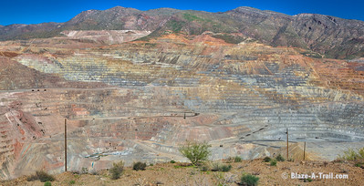 Asarco's Ray Mine in Kearny, AZ