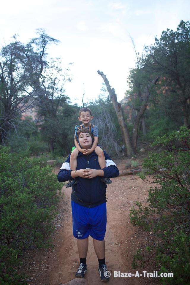 Sedona Hiking Trip (September 2012)