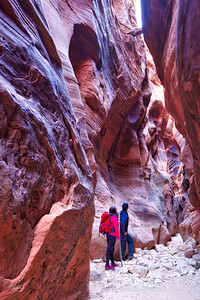 Wire Pass to Buckskin Gulch Slot Canyon Adventure