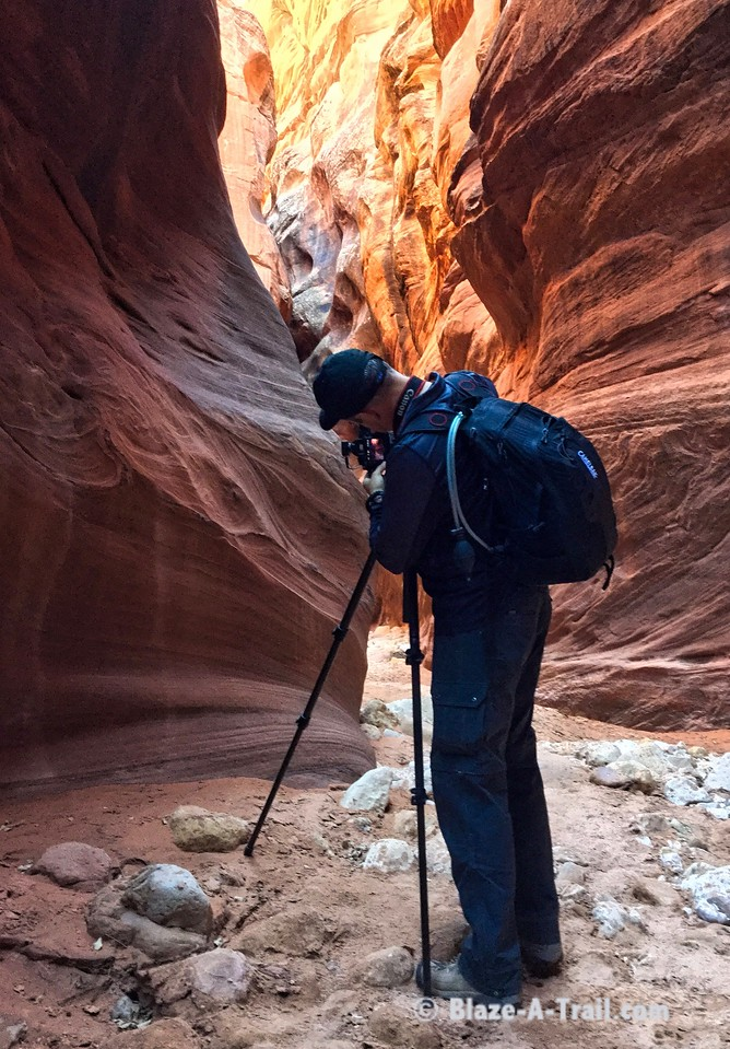 Wire Pass to Buckskin Gulch Slot Canyon Adventure