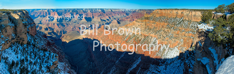 Grand Canyon Pano