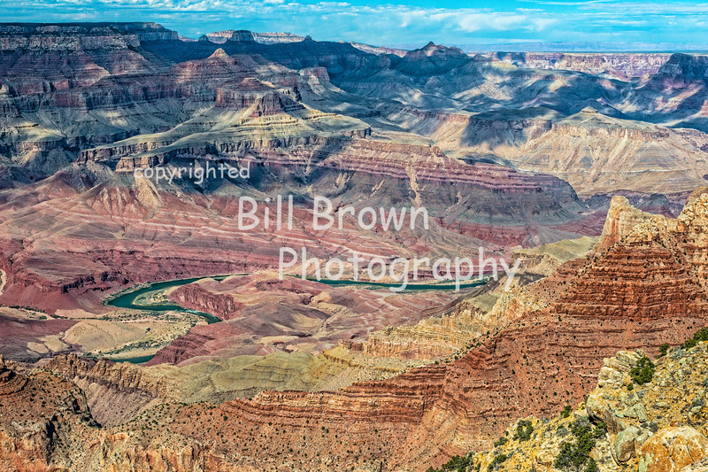 Grand Canyon with View of the Colorado River