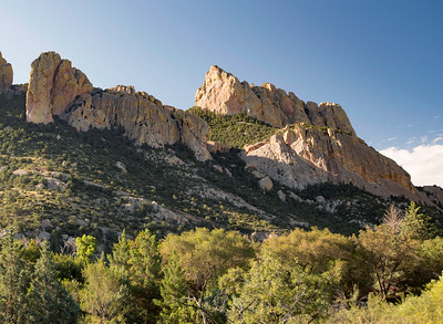 View from Cave Creek Ranch