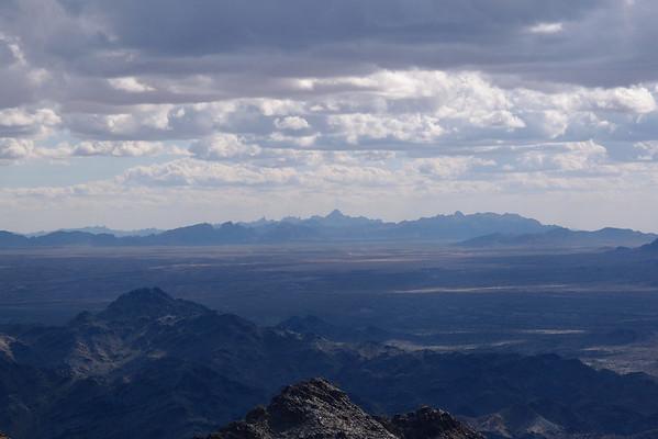 Cunningham Mountain 11.10.12