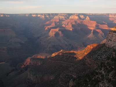 Grand Canyon Day Hike 4/21/07