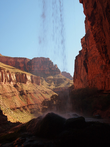 Grand Canyon R2R2R Day Hike  10.11.10