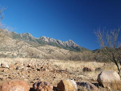 Mount Wrightson 9453' 4.1.11