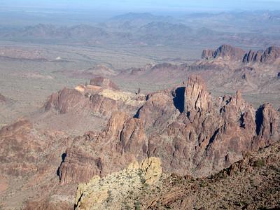 Signal Peak, Arizona  12.30.07
