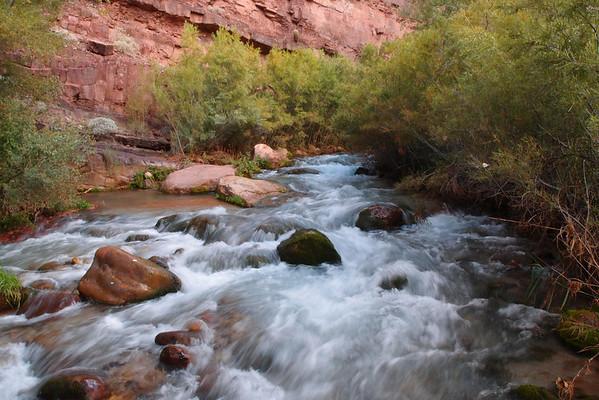 Thunder River - Deer Springs Loop - Grand Canyon North Rim  10.12-10/14/12