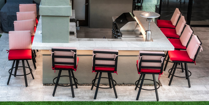 AA Iron Furniture; Perez Shoot