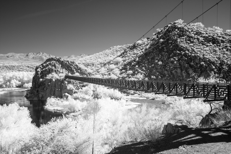 Verde River Sheep Bridge