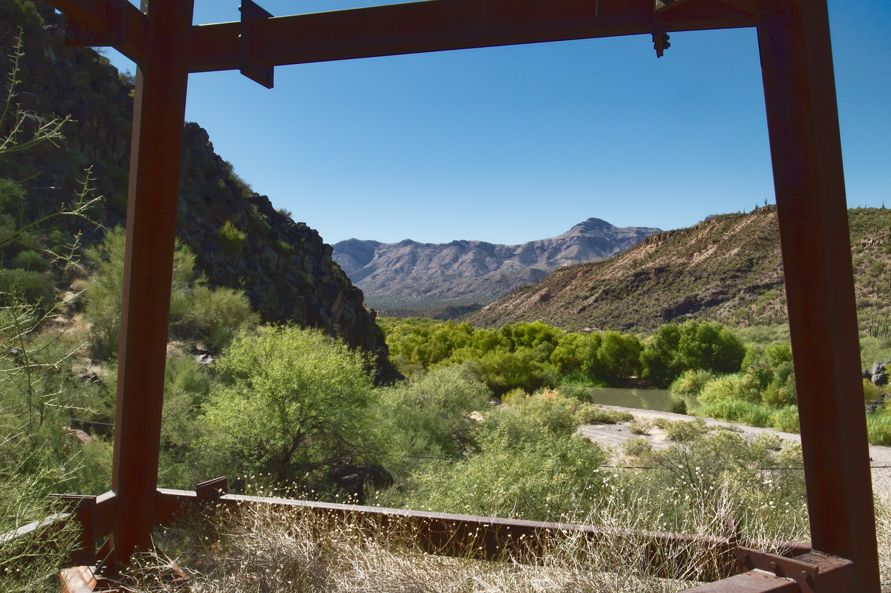 Verde River Valley from Red Point