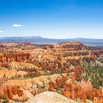Beautiful mountain landscape in Utah, Bryce Canyon National Park, Utah, USA