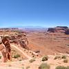 Canyonlands National Park landscape.