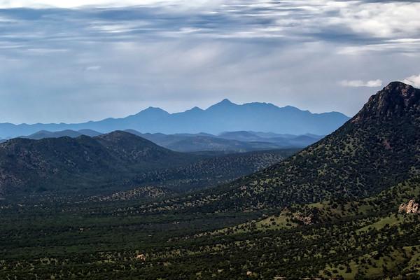 Arizona Monsoon Season, 2018