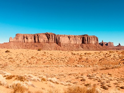 Arizona Monument Valley Navajo Tribal Grounds