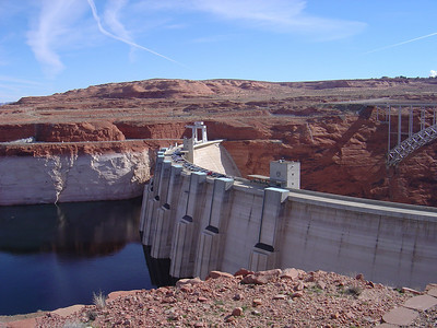 Lake Powell - Glen Cayon Dam
