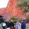 On Day Two we were up early and ready to explore the waterfalls of Havasupai Canyon.