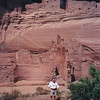Ancient Indian Ruins in Canyon de Chelly