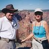 Canyon de Chelly in Eastern Arizona