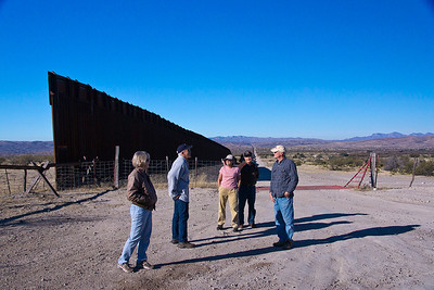 Border Fence--Kansas Mine--Soldier Basin