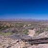 View from Glove Mine