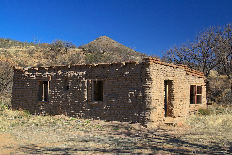 Along the road to Las Guijas, northwest of Arivaca.