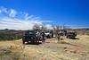 In the Sonoran Desert southeast of Arivaca, Arizona . . . near Ruby.