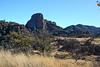 Along Ruby Road nearing Rio Rico, Arizona.