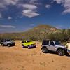 At Helvetia, Arizona.