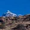 The Peak of Mount Wrightson in Arizona's Santa Rita Mountains