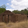 Adobe Building Ruins in the Harshaw Community, Arizona.