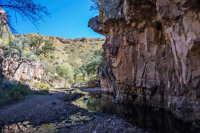Agua Fria Canyon
