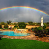 Taken from our patio in Green Valley, Arizona