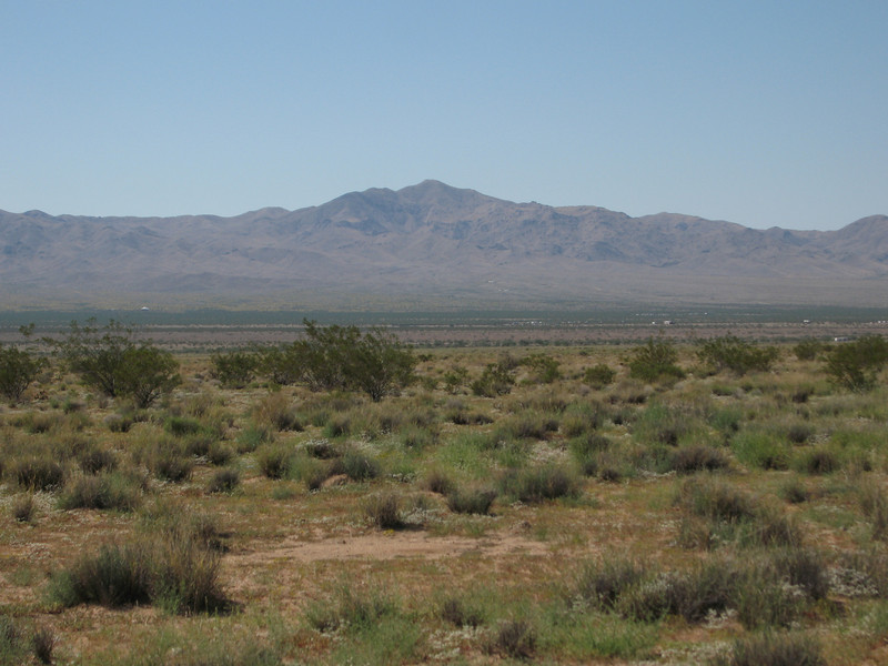 Mt. Perkins from Hwy 93. Photo taken September 2012.