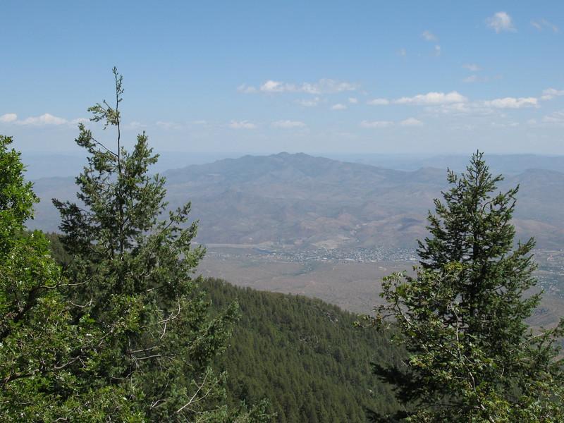 Apache Peaks and Globe