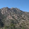 Leaving Pinnacle Ridge and Devils Hole.