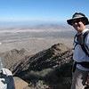 On top with South Mtn in the background.