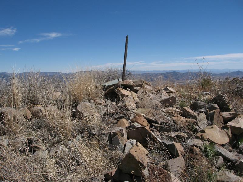 Summit stick